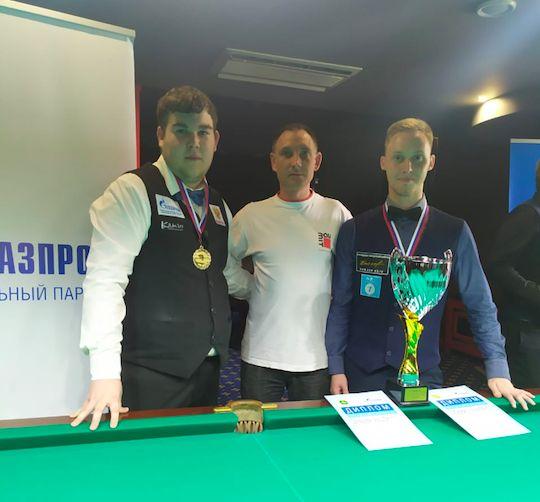 В Судаке сборная Крыма выиграла «бронзу» командного чемпионата России по бильярдному спорту
