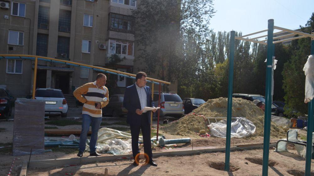 На территории Армянского городского округа продолжается реализация национальных проектов