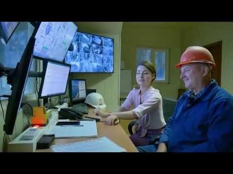 """Проект """"Стройка"""". Бахчисарайский цементный завод - единственный по производству бетона в Крыму"""