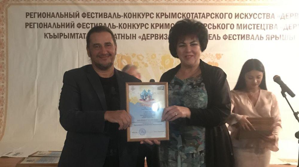Круглый стол «Крымскотатарское народное творчество. Традиции и современность» состоялся в Крыму