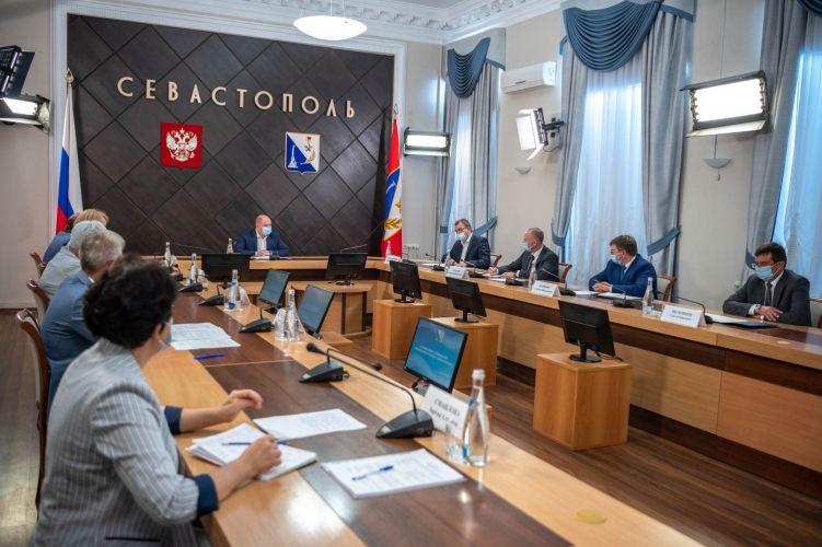 В Севастополе разрабатывают план экономии воды