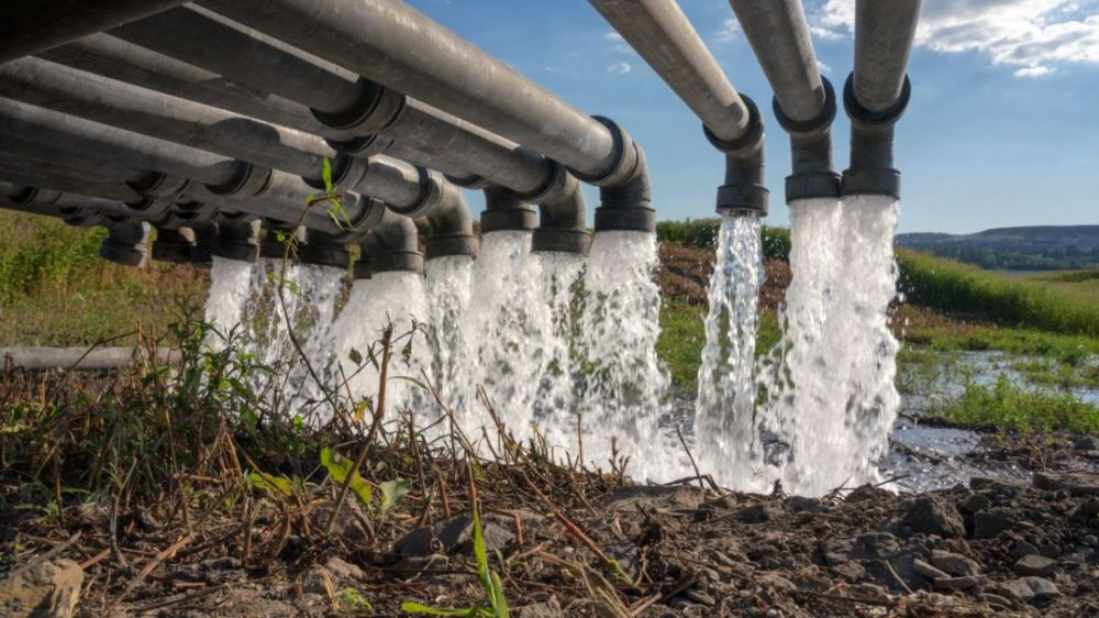 Вопрос водоснабжения Крыма решили в Правительстве России
