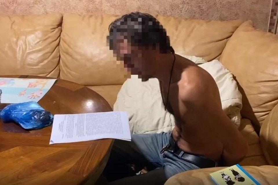 Видео задержания замглавы администрации Евпатории, обвиняемого во взяточничестве