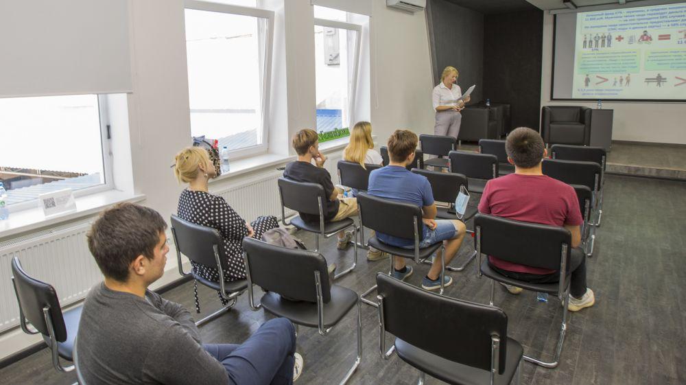 Минфин Крыма принял участие в проведении модуля по финансовой грамотности «Я выбираю сам!»