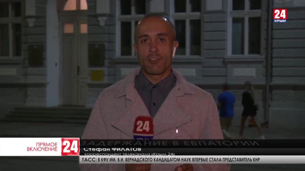 В Евпатории задержали чиновника за получение взятки в особо крупном размере