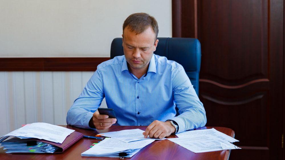 Михаил Храмов рассказал о реализации федеральной целевой программы в Крыму