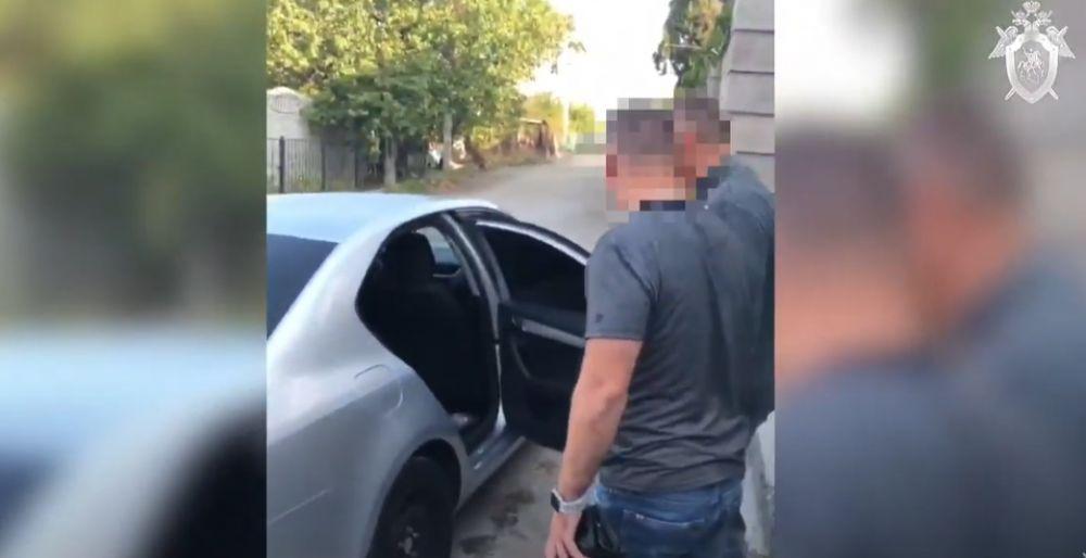 Опубликовано видео задержания чиновников-взяточников в Евпатории