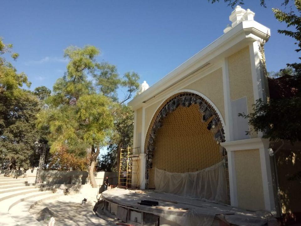 В Севастополе приостановят работы по реконструкции «Ракушки»