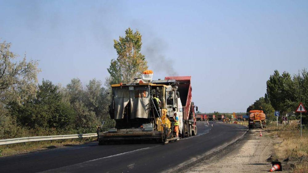 На дорогах Крыма появится новая разметка