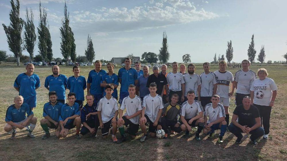 В Нижнегорском районе прошел 2 тур Чемпионата по футболу сезона 2020
