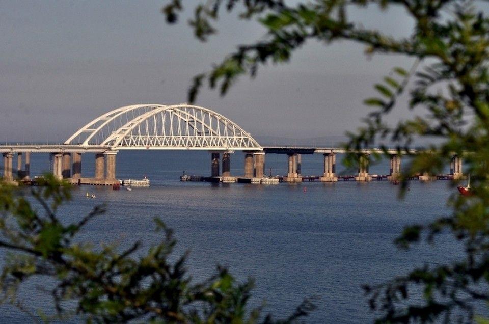 Евросоюз вводит новые санкции за Крымский мост