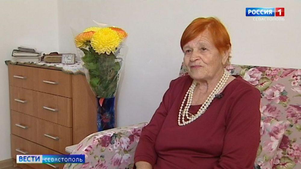 Вера Арсеньева в свой 90-й день рождения поделилась секретом долголетия