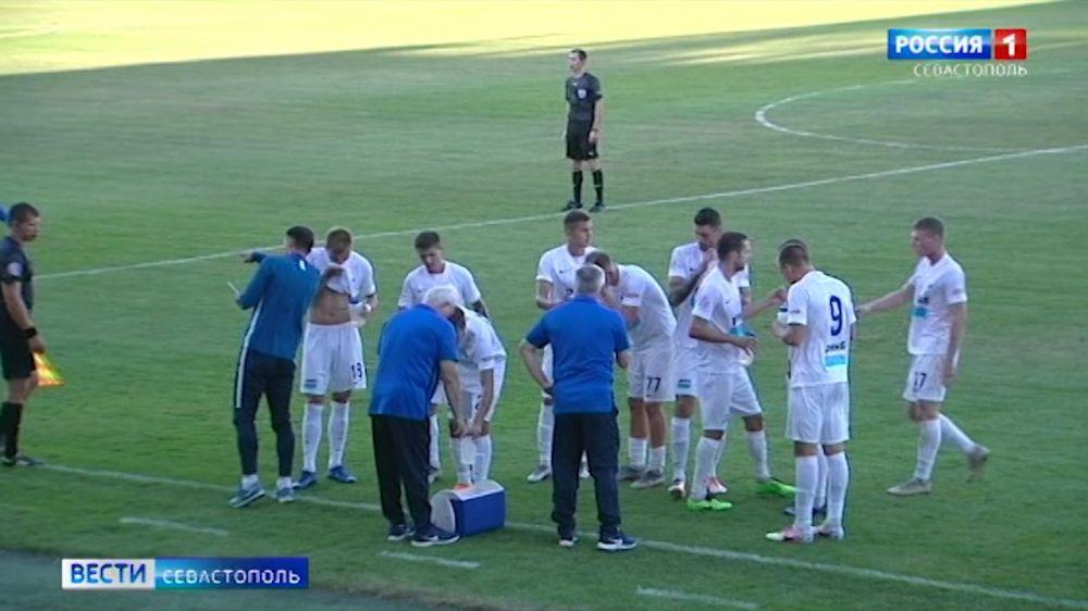 ФК «Севастополь» ожидает ротация основного состава
