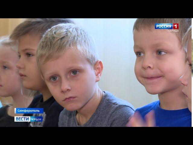 День дошкольного работника: как в Крыму воспитывают детей