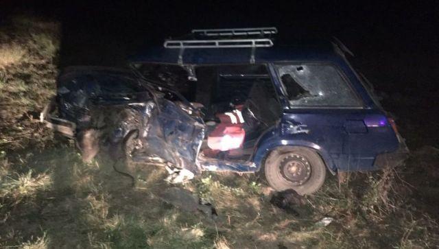 Лобовая авария на западе Крыма: двое пострадавших в больнице