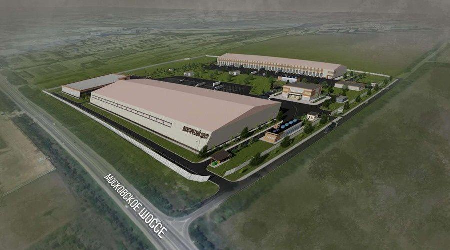Крупнейший в Крыму логистический комплекс класса «А» появится в 2021 году