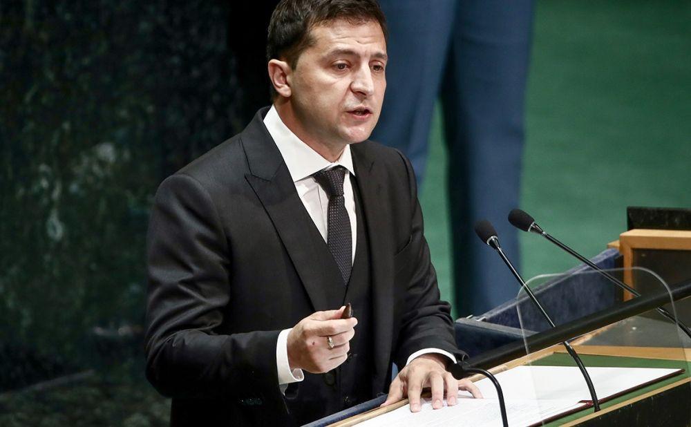 Слова Зеленского в ООН об «оккупации» Крыма не перевели на другие языки