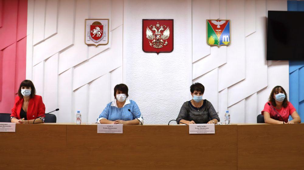 Состоялось плановое заседание коллегии администрации
