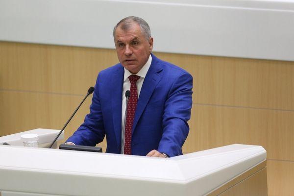 Выступление Владимира Константинова на пленарном заседании VII Форума регионов Беларуси и России в Москве