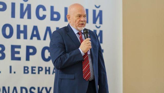 На Украине беглый профессор из Крыма погорел на коррупции
