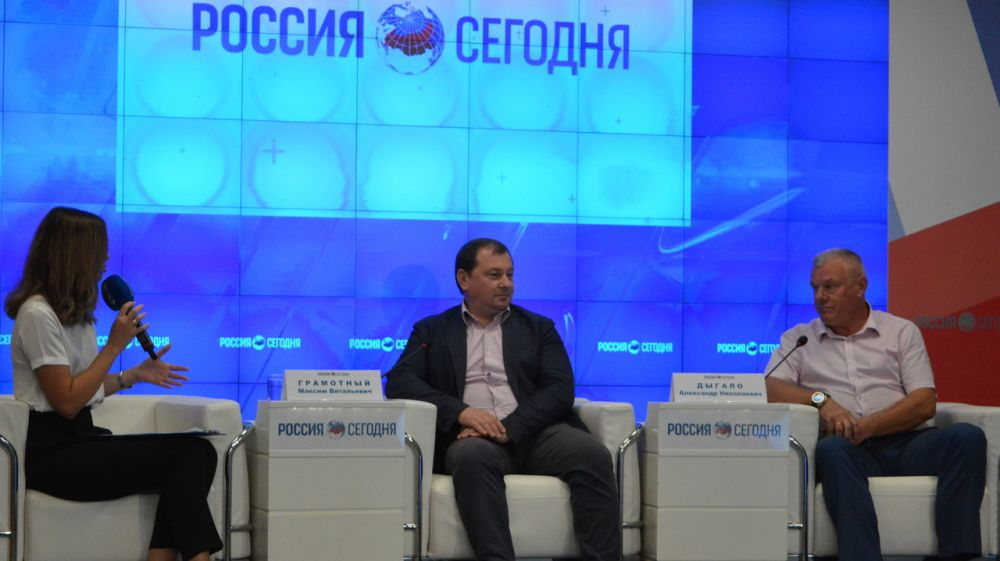 О проблемах, задачах и современном состоянии Гражданской обороны в Крыму – в прямом эфире на МИА «Россия Сегодня»