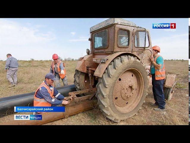 В Крыму нашли дополнительные объемы воды для Симферополя и двух районов