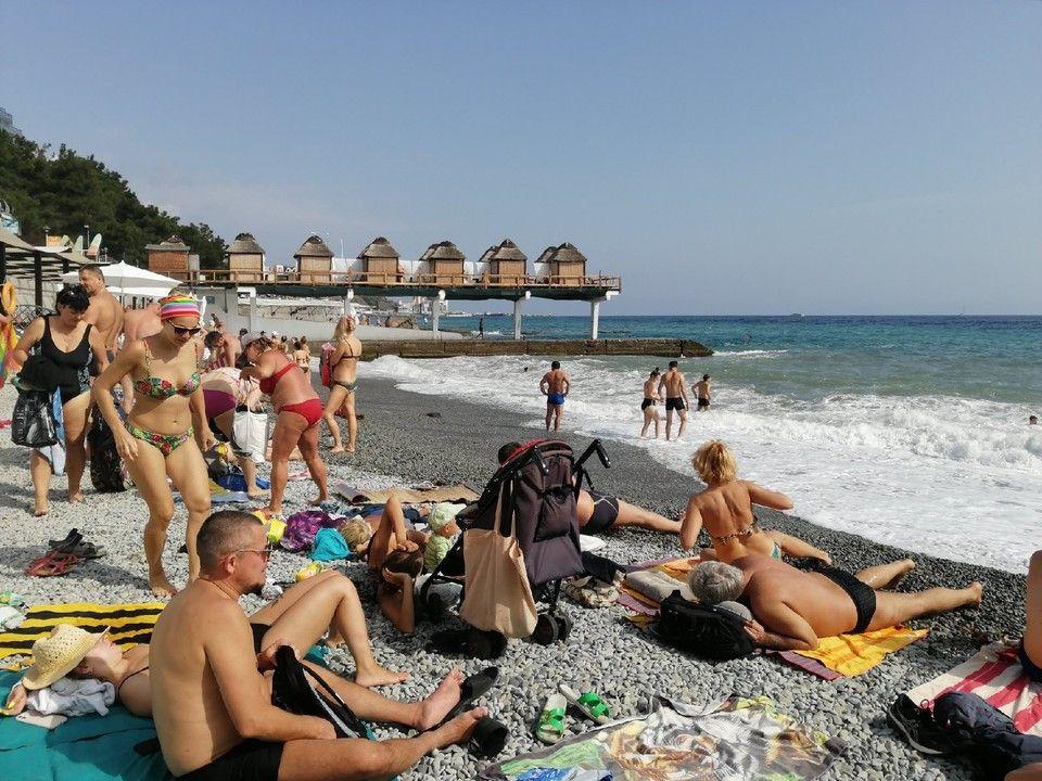 Погода в Крыму на 29 сентября: переменная облачность и тепло до +30