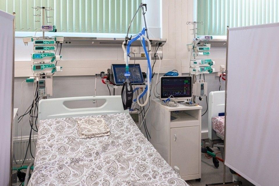 В Крыму скончалось еще 3 COVID-положительных пациента за сутки