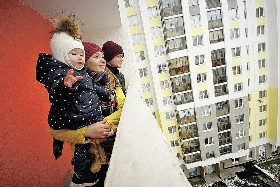 В Крыму выдали больше 3 миллиардов рублей ипотечных кредитов по программе «Господдержка 2020»