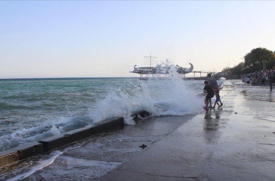 Погода в Крыму на 30 сентября: дождь и тепло до +22