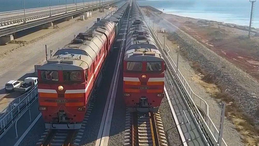 До конца года в Крым запустят пять новых железнодорожных маршрутов