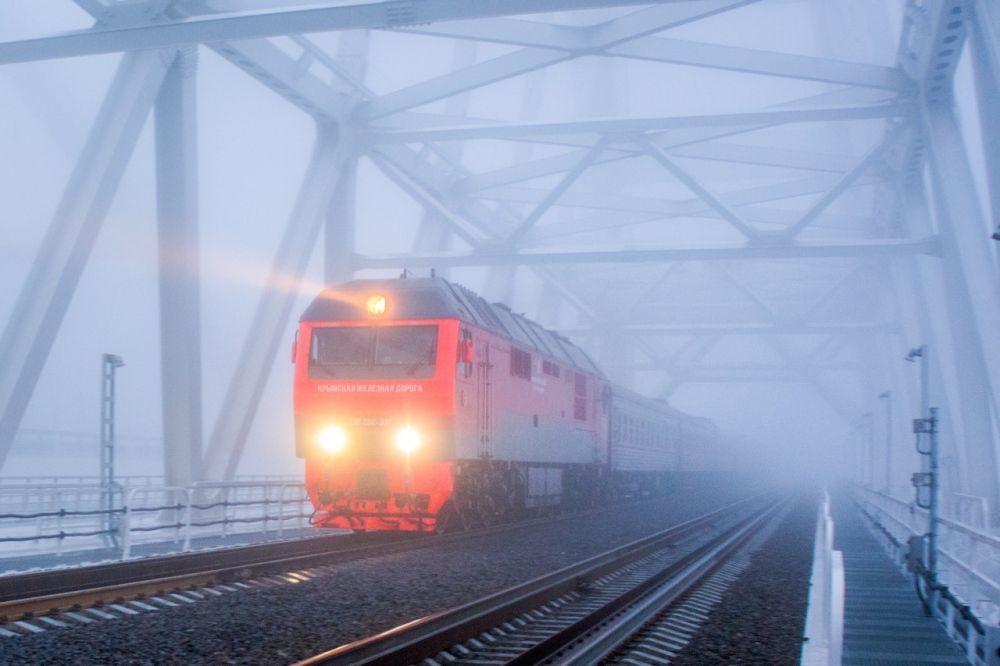 В Крым поедут поезда еще с пяти регионов России