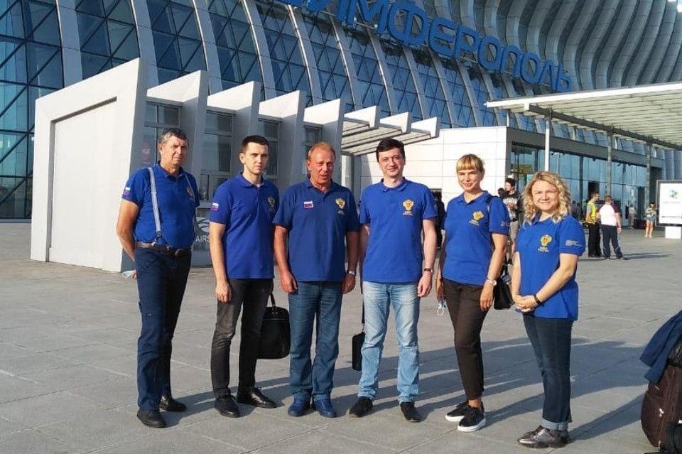 Летевшие в Крым врачи ФМБА спасли жизнь пассажирке рейса Москва-Симферополь