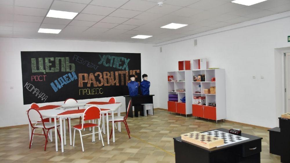 Нижнегорский район присоединился к Всероссийскому марафону открытия центров образования «Точка роста»