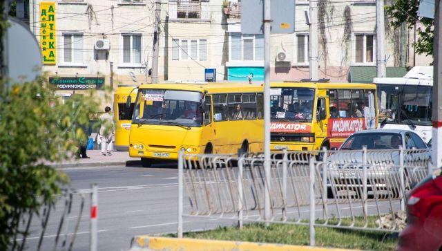 Крымчан не будут пускать в общественный транспорт без масок