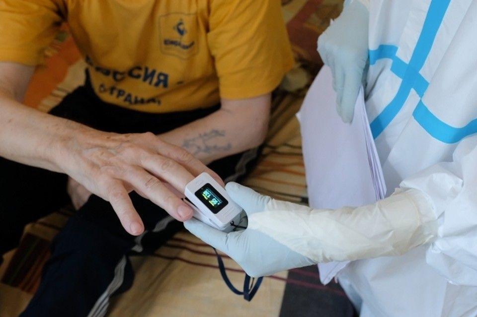 Жителей Крыма с легкой формой коронавируса начинают лечить на дому