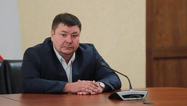 Аксенов уволил министра здравоохранения Крыма