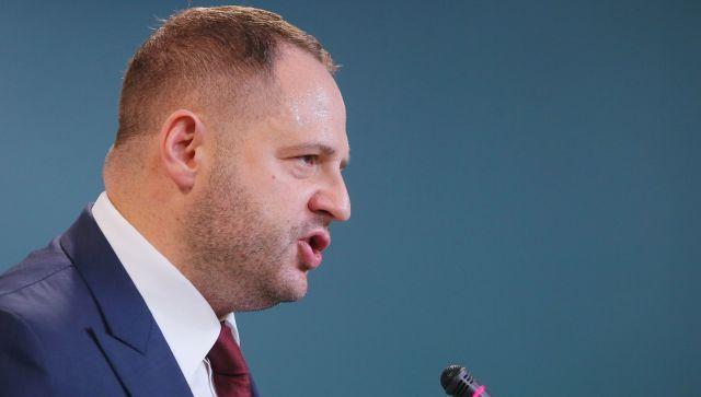 Глава Офиса Зеленского: Фокин должен уйти из ТКГ по Донбассу