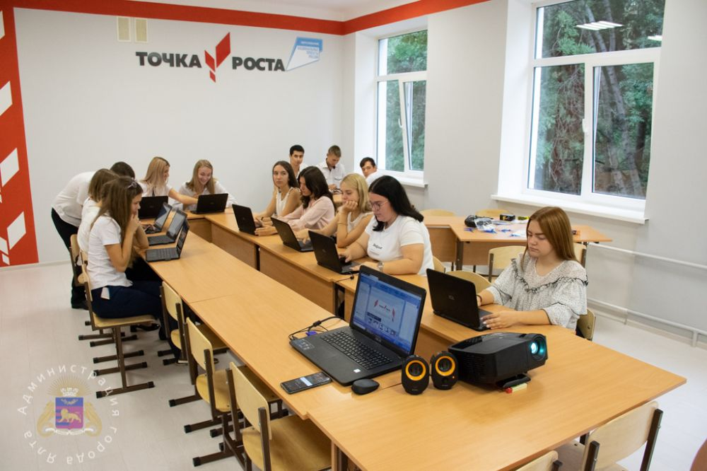 В Гурзуфе и Форосе открыли образовательные центры