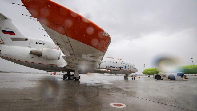 Синоптики оценили воздействие спец-самолета на дождь в Крыму