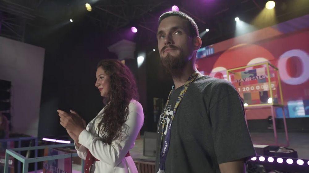 Грант в 200 тысяч выиграл крымчанин на форуме «Таврида»