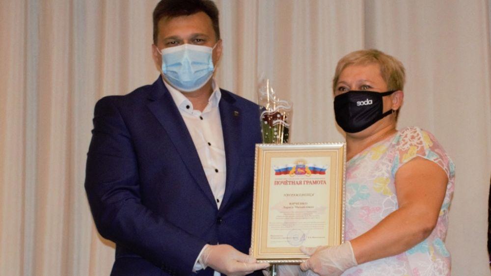 В Ялте чествовали работников дошкольного образования