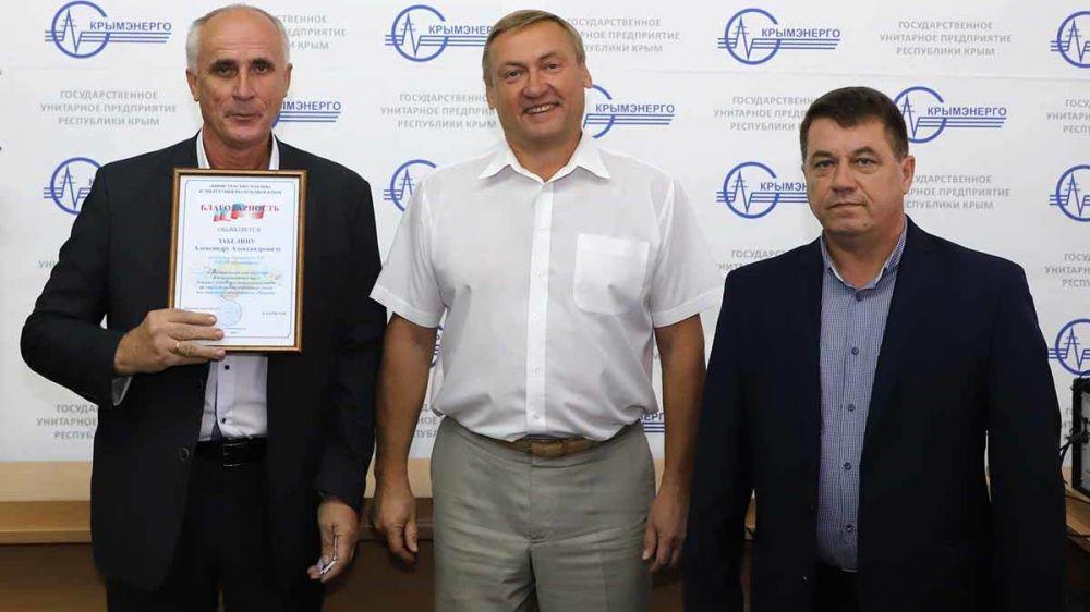 Евгений Рукавишников отметил работу крымских энергетиков в реализации проекта по строительству федеральной трассы «Таврида»