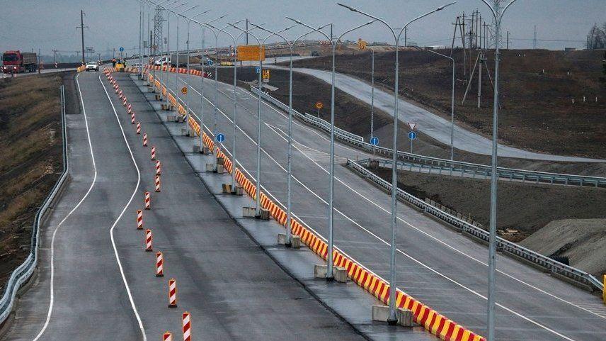 """Минтоп РК: За время строительства трассы """"Таврида"""" крымские энергетики реконструировали 90 км ЛЭП и присоединили к сетям свыше 30 объектов"""
