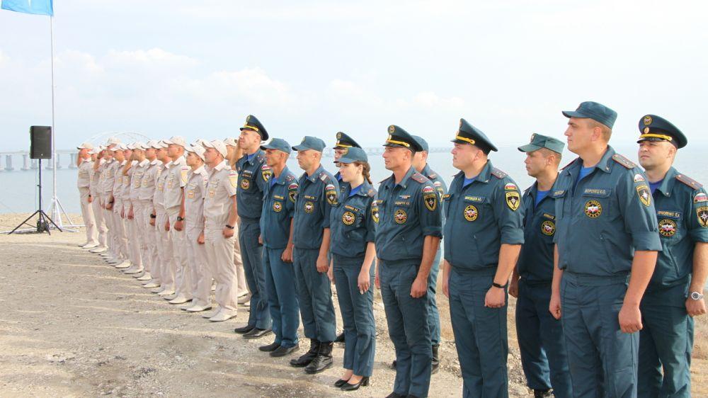 Центр по проведению спасательных операций особого риска «Лидер» МЧС России завершил работу по разминированию территории «Крепости-Керчь»