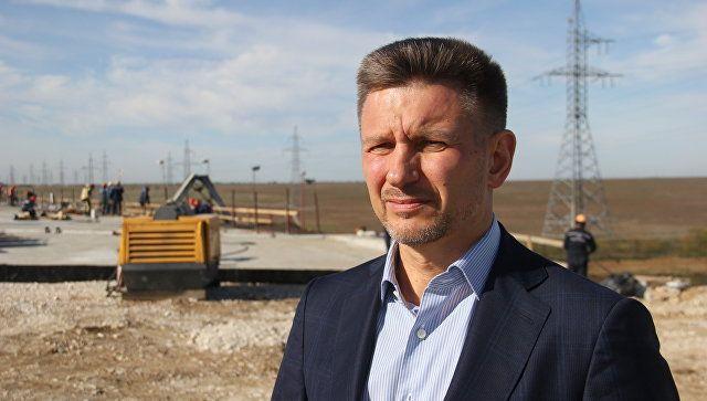 Аксенов уволил министра транспорта Крыма Карпова