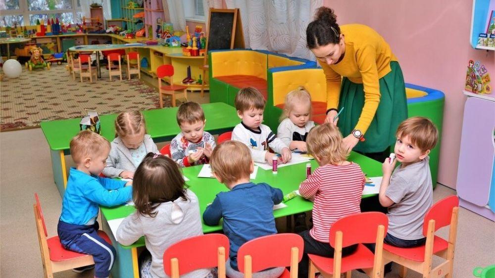 Очередность в детские сады сокращается