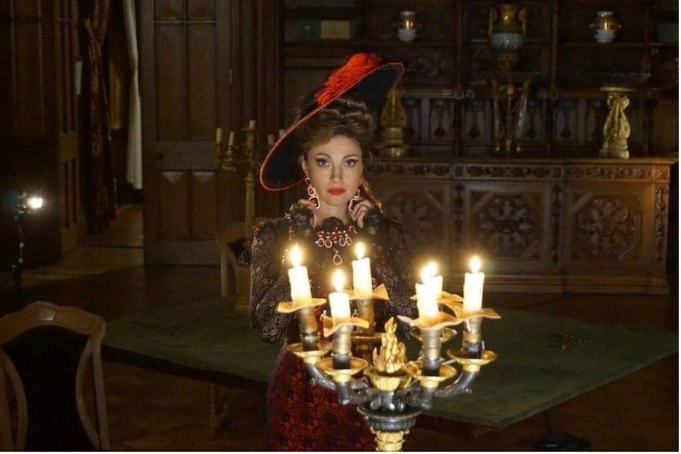 В Крыму остановлены съемки продолжения фильма «Гардемарины, вперед!»
