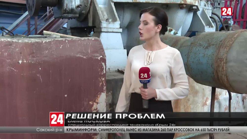 В Симферополь будут подавать еще десять тысяч кубометров воды из новых скважин