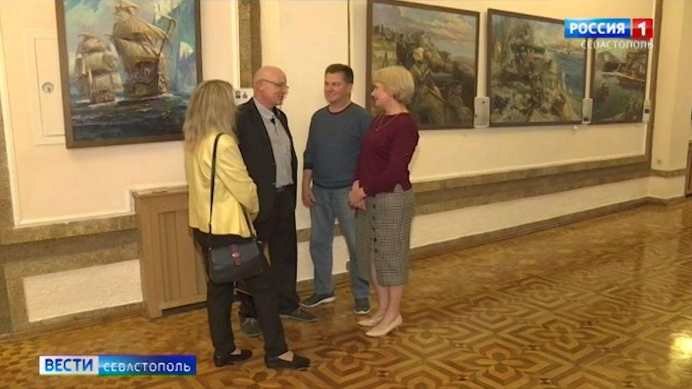 В Севастополе можно увидеть картины, выставлявшиеся в Лувре и Кремле